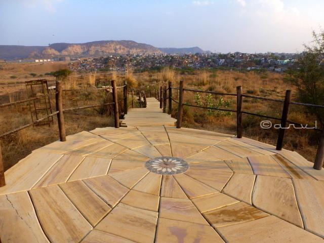 jaipur-city-view-point-kishan-bagh-sand-dune-pradip-krishen
