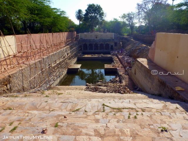old-stepwell-restoration-jaipur-sarai-baori-rajasthan
