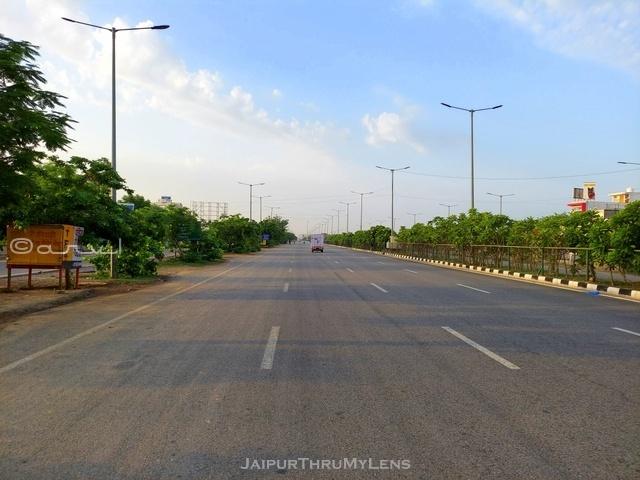 jaipur-cycling-route-mahal-road-jagatpura