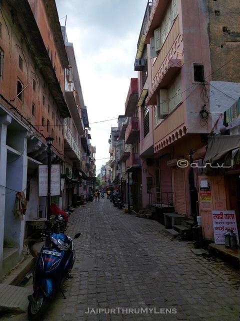 heritage-walking-tour-in-jaipur-route-map